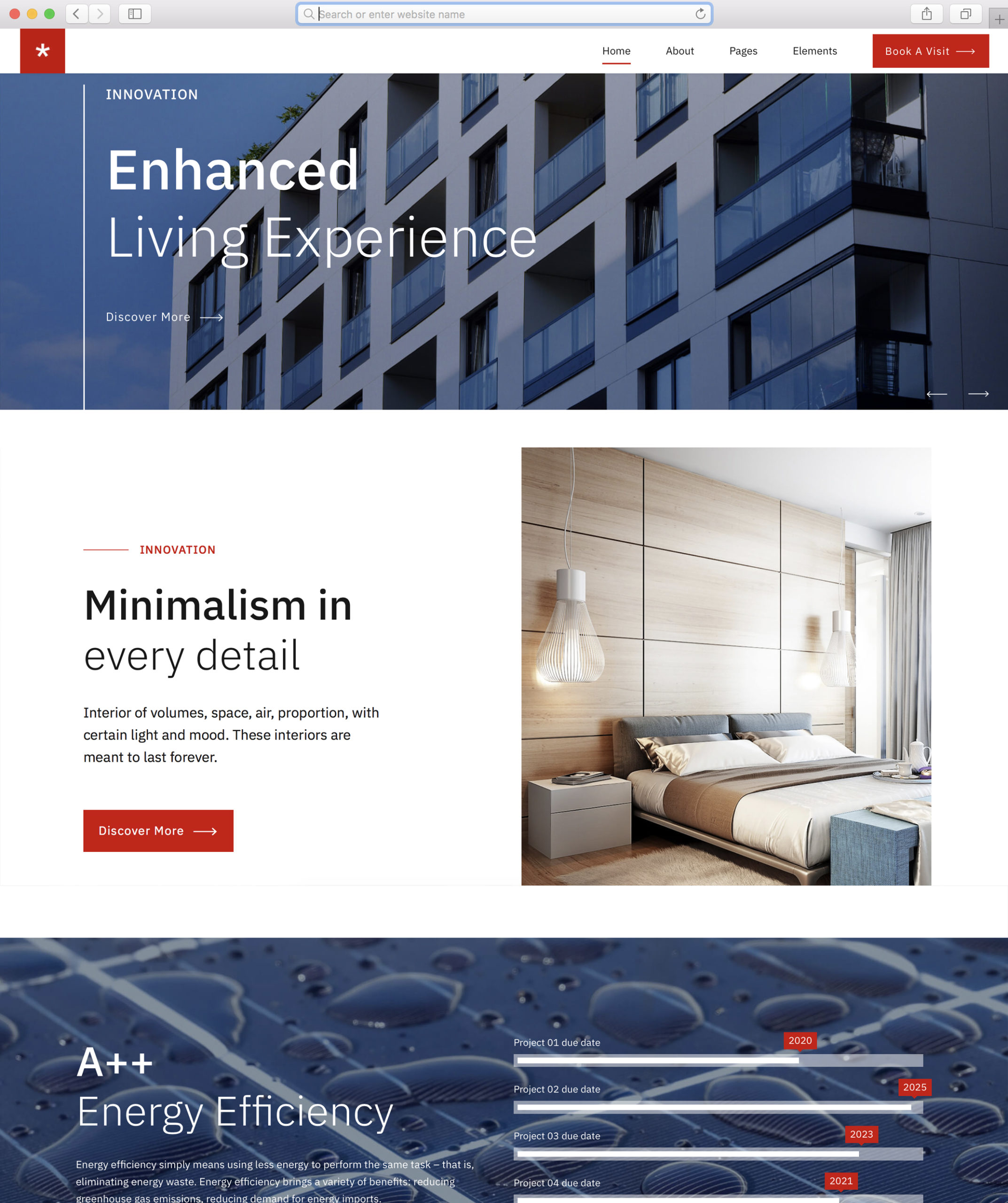 Apartment Developers - Condo Sales Website